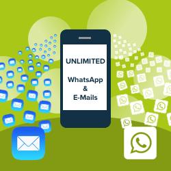 WhatsApp Flat